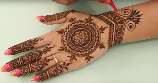 Mehndi For Baby : Henna tattoo artist for parties prices in dubai call now